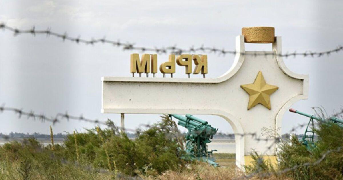 КРЫМский банд*ровец: Новости Крымнаша. Они уничтожают Крым так, как да