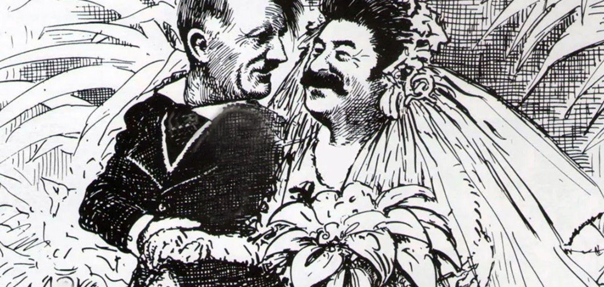 Сталин и Гитлер: чувствуете разницу?