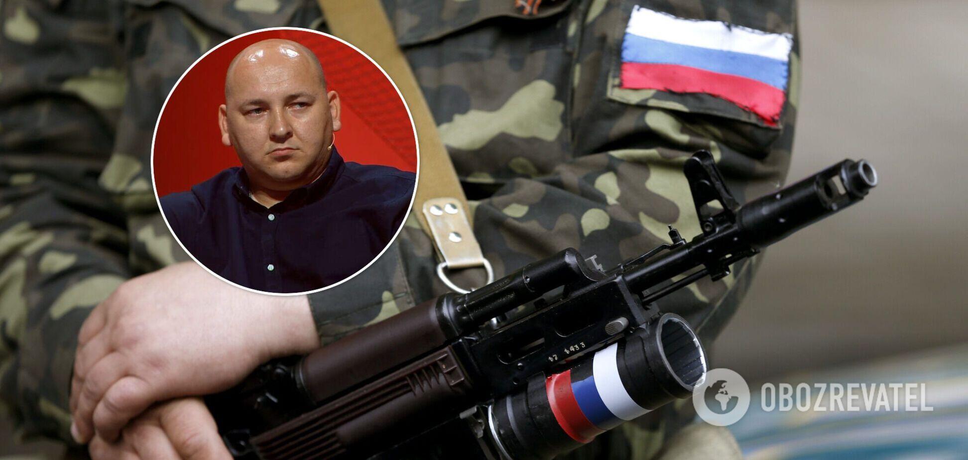 Иван Деев рассказал о плене в ЛНР