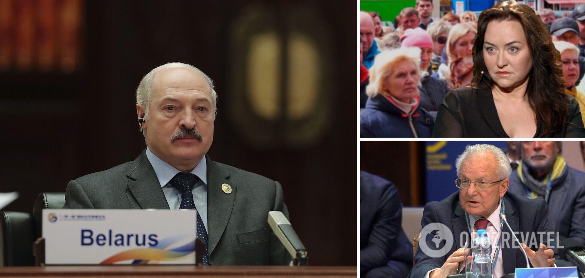 Беларусь могут отключить от SWIFT, чем ответит Лукашенко? Эксперты озвучили прогнозы