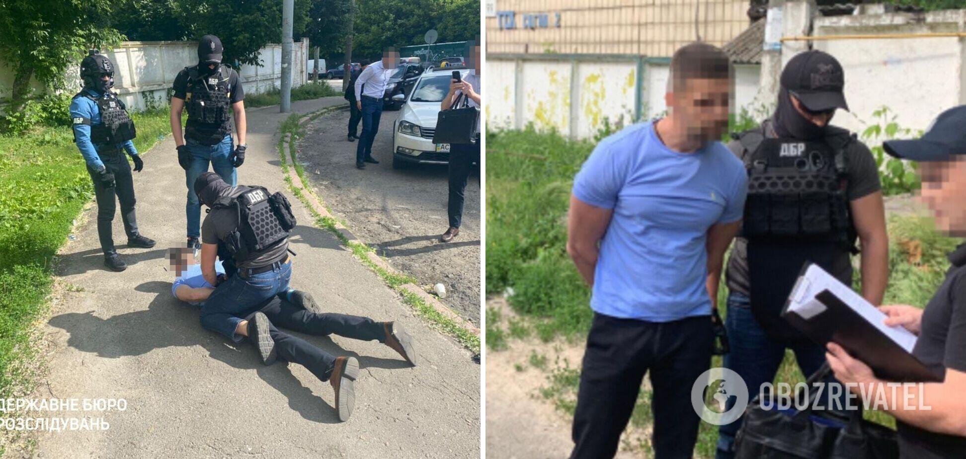 Топменеджера Укртрансбезопасности задержали за вымогательство взяток