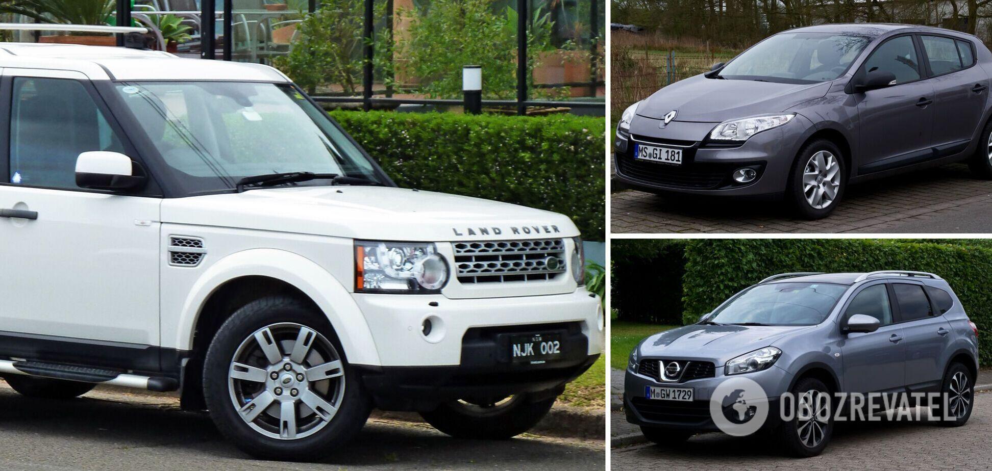 Renault, Nissan та Land Rover