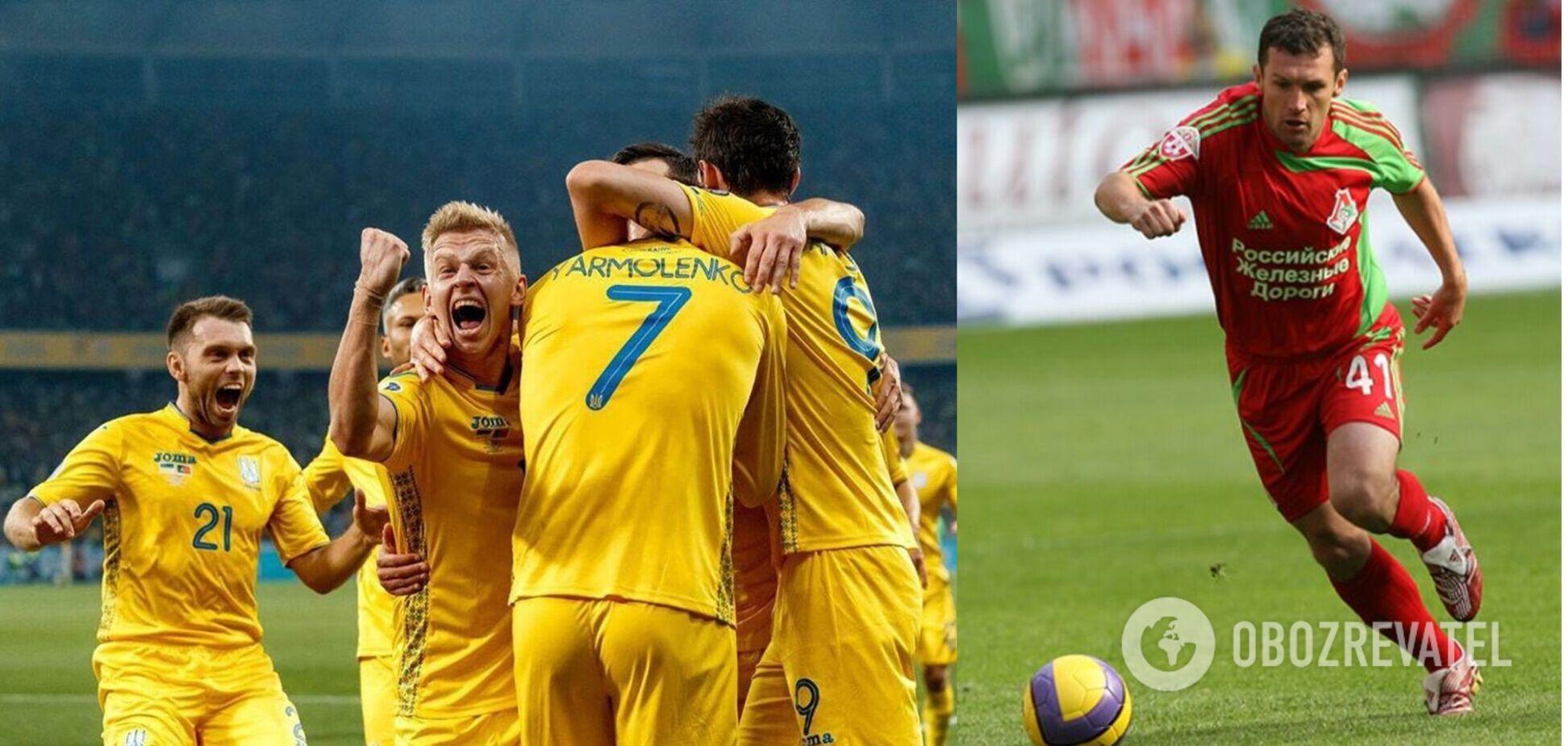 Украина Россия на Евро 2020