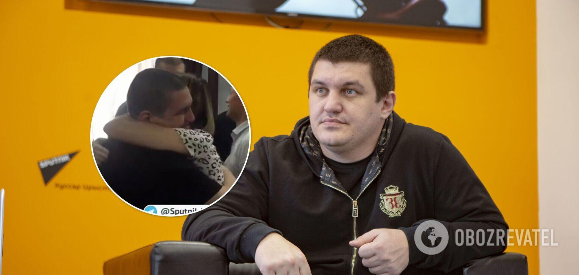 В непризнанной Абхазии вынесли приговор 'герою ДНР'. Видео