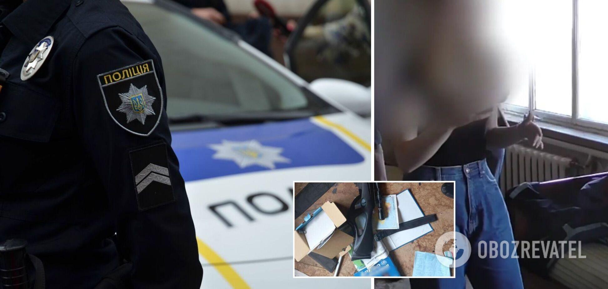 На видео показали место гибели 16-летнего школьника на Киевщине
