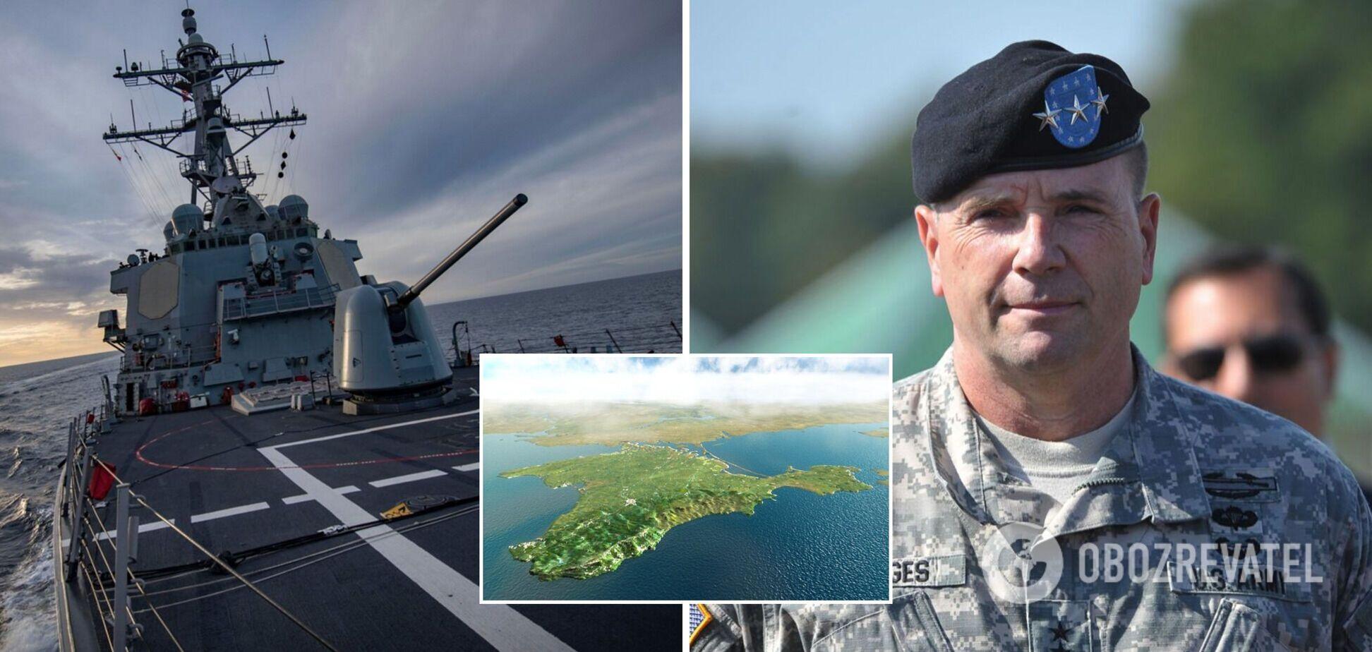 Генерал США Ходжес спрогнозував Україні 'погане й гаряче' літо через дії РФ біля Чорного моря