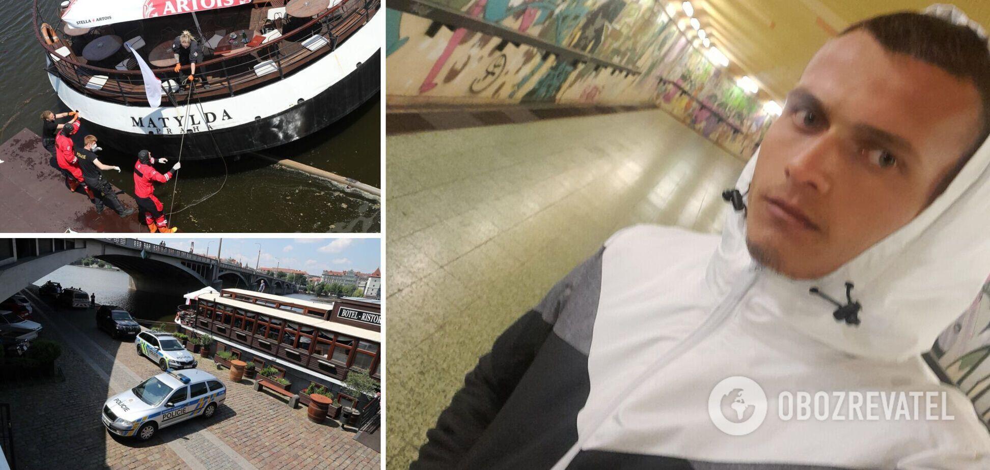 На тілі були сліди побоїв? У Чехії в річці знайшли 19-річного українця: подробиці трагедії