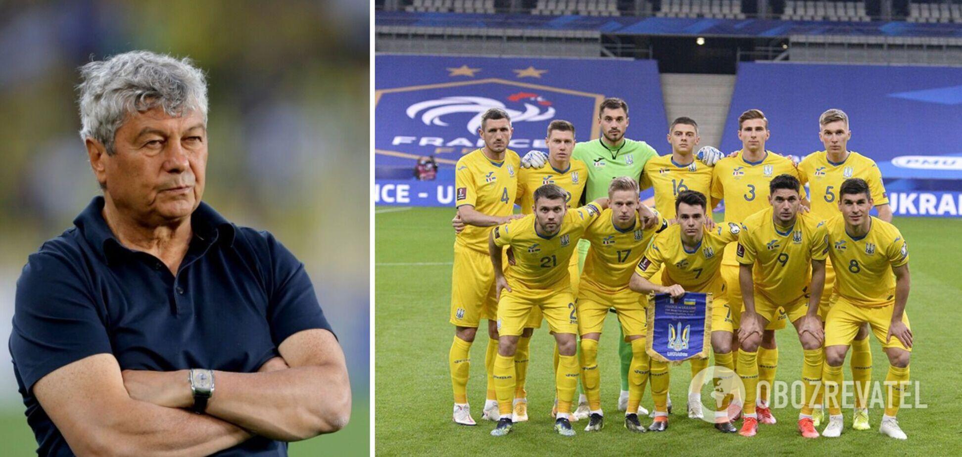 Луческу впевнений, що збірна України вийде з групи на Євро-2020