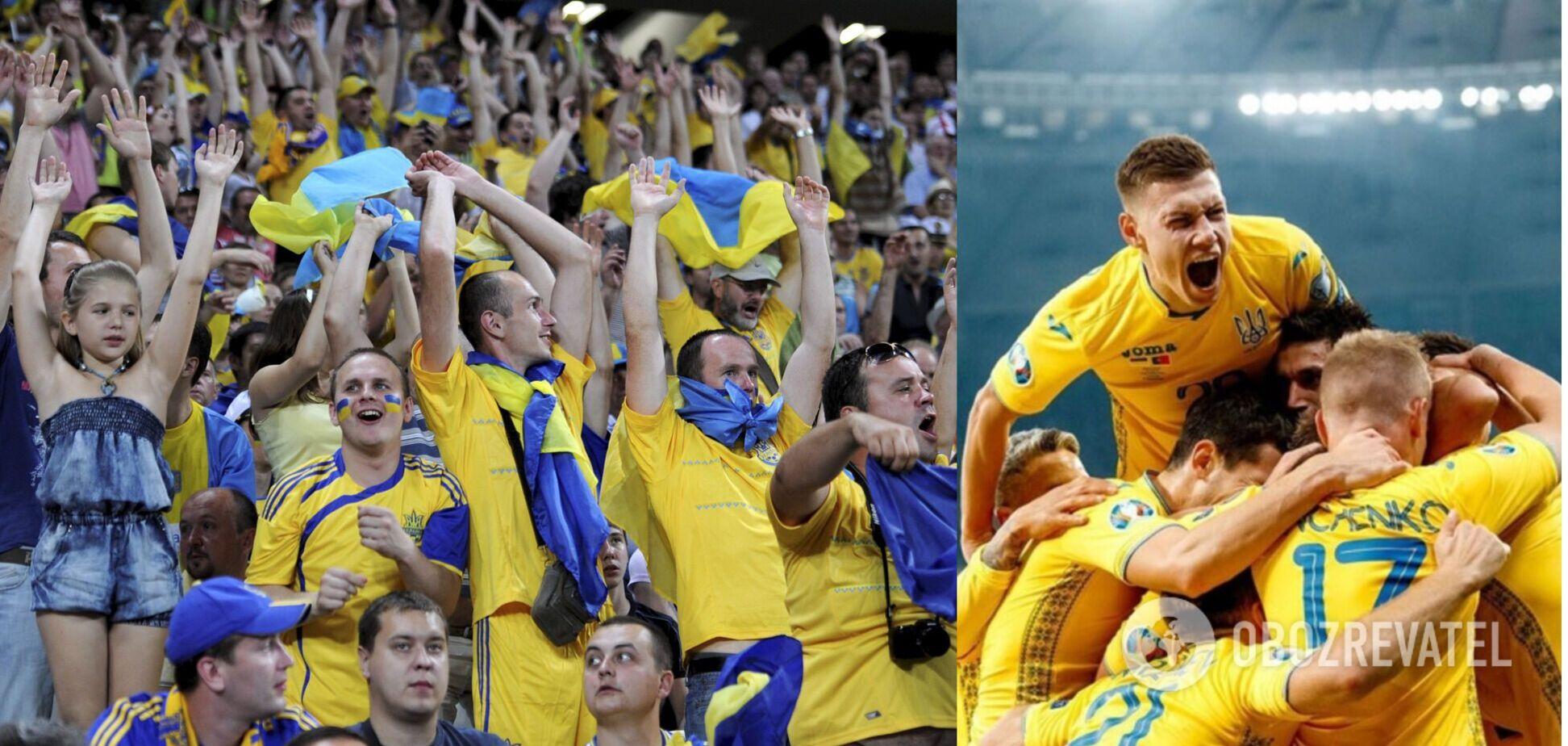 Українцям дозволять відвідувати матчі збірної в Бухаресті без відбування карантину