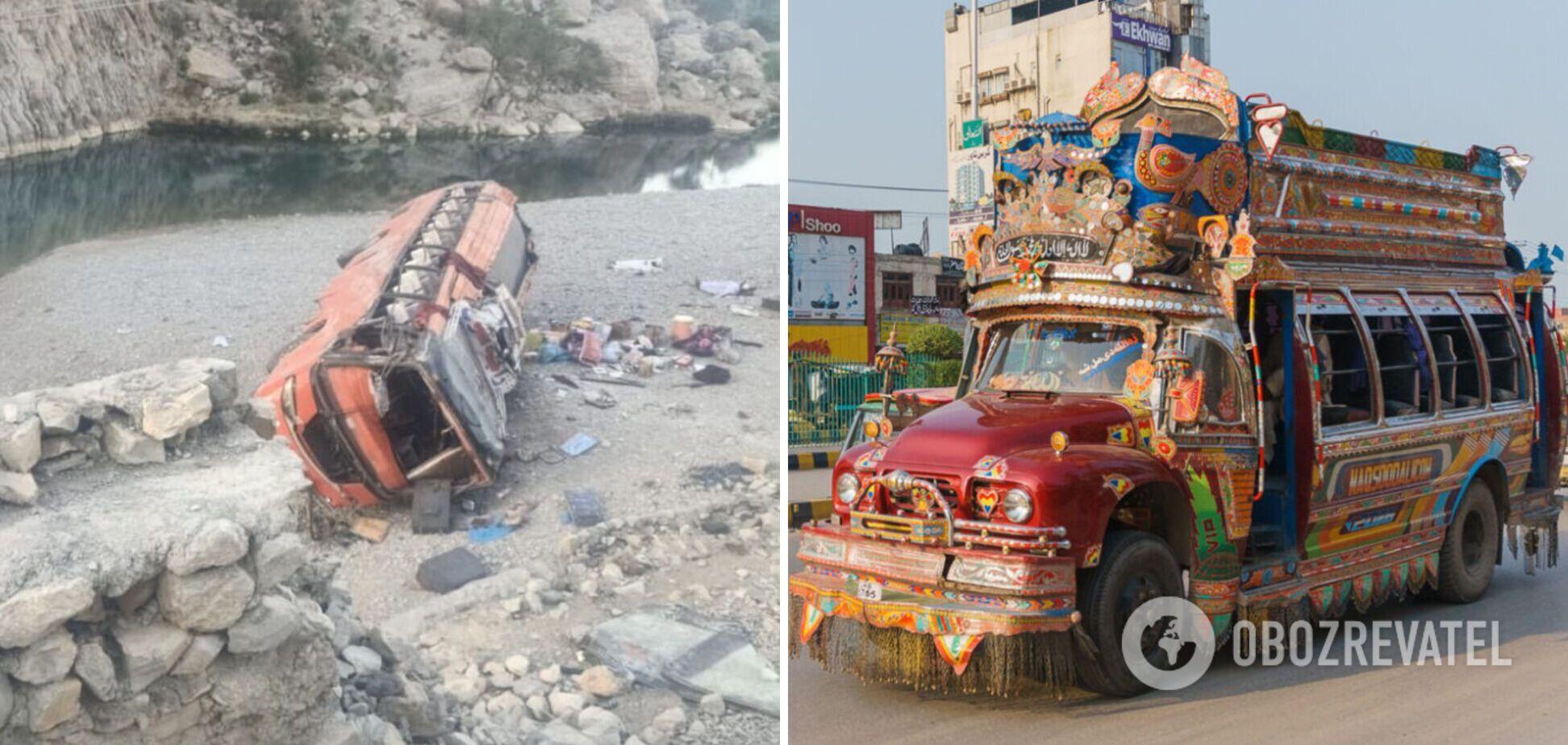 ДТП зі смертельними наслідками – звичайна справа в Пакистані