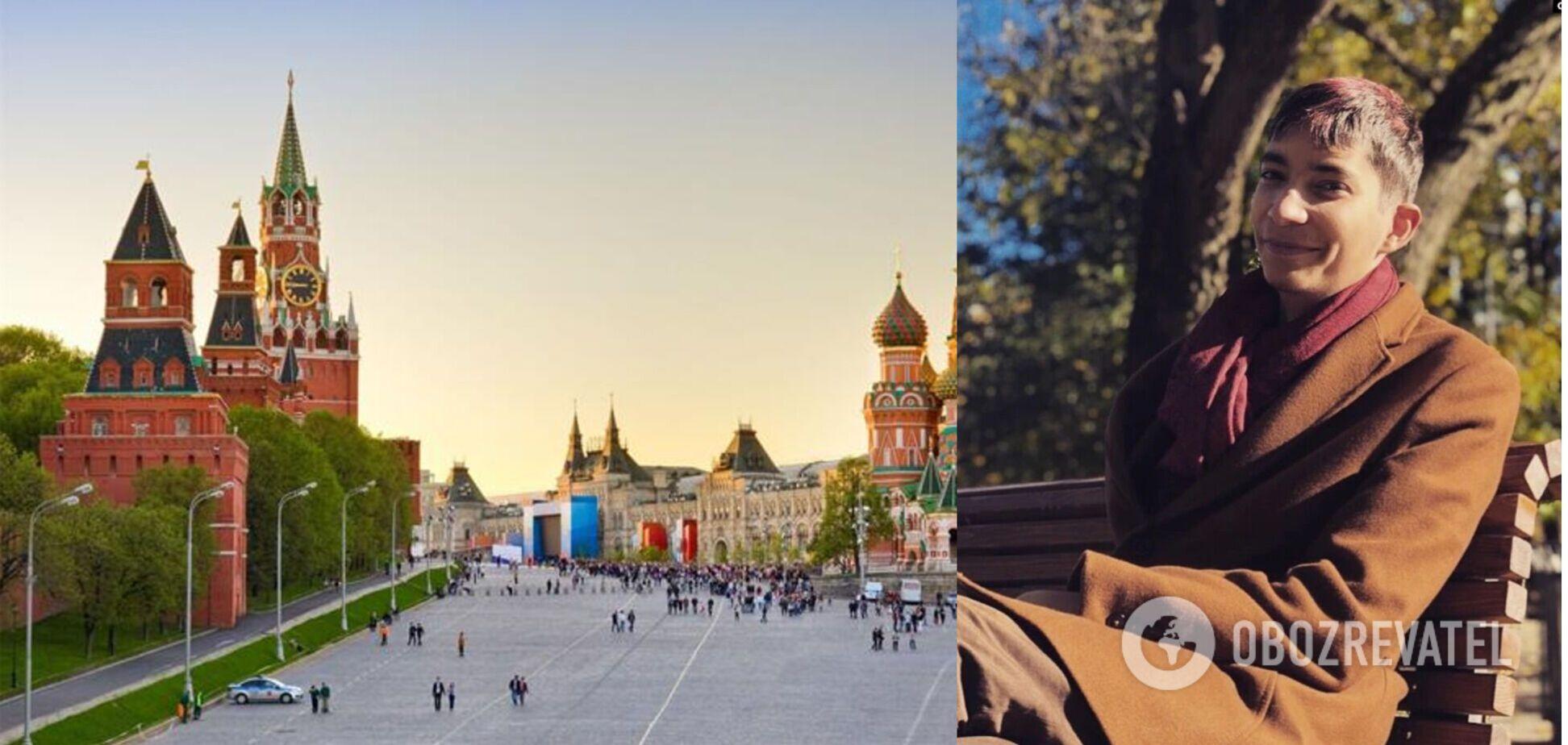 Крисевич висловив протест проти утисків свободи в РФ