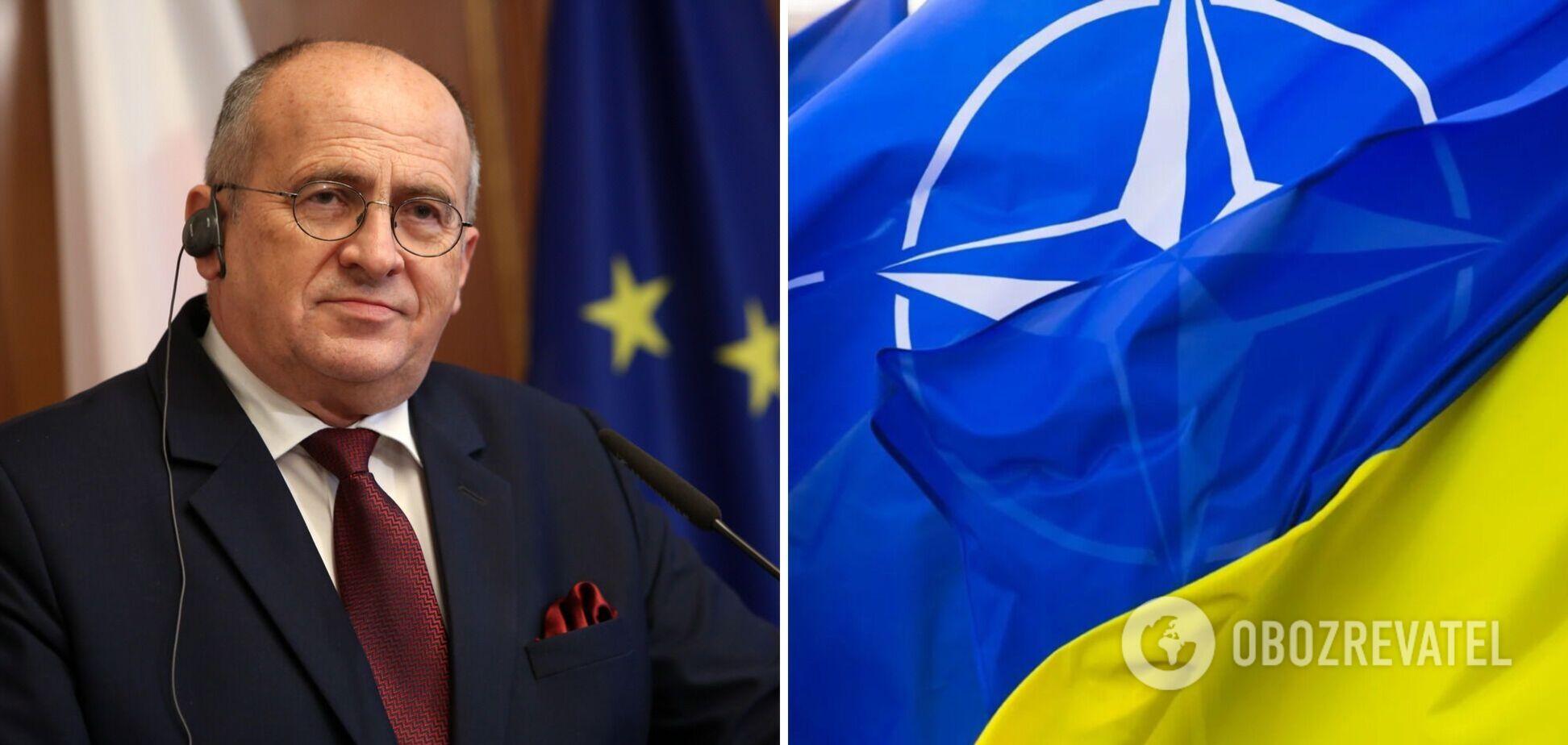 Варшава добивалась того, чтобы Украина была специальным гостем на саммите НАТО