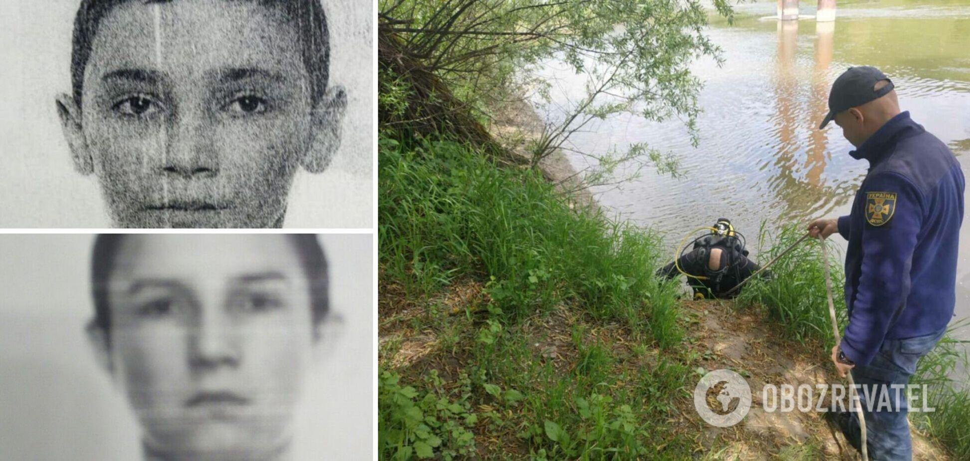 На Тернопільщині зникли два підлітки, які попливли вночі човном рибалити. Фото