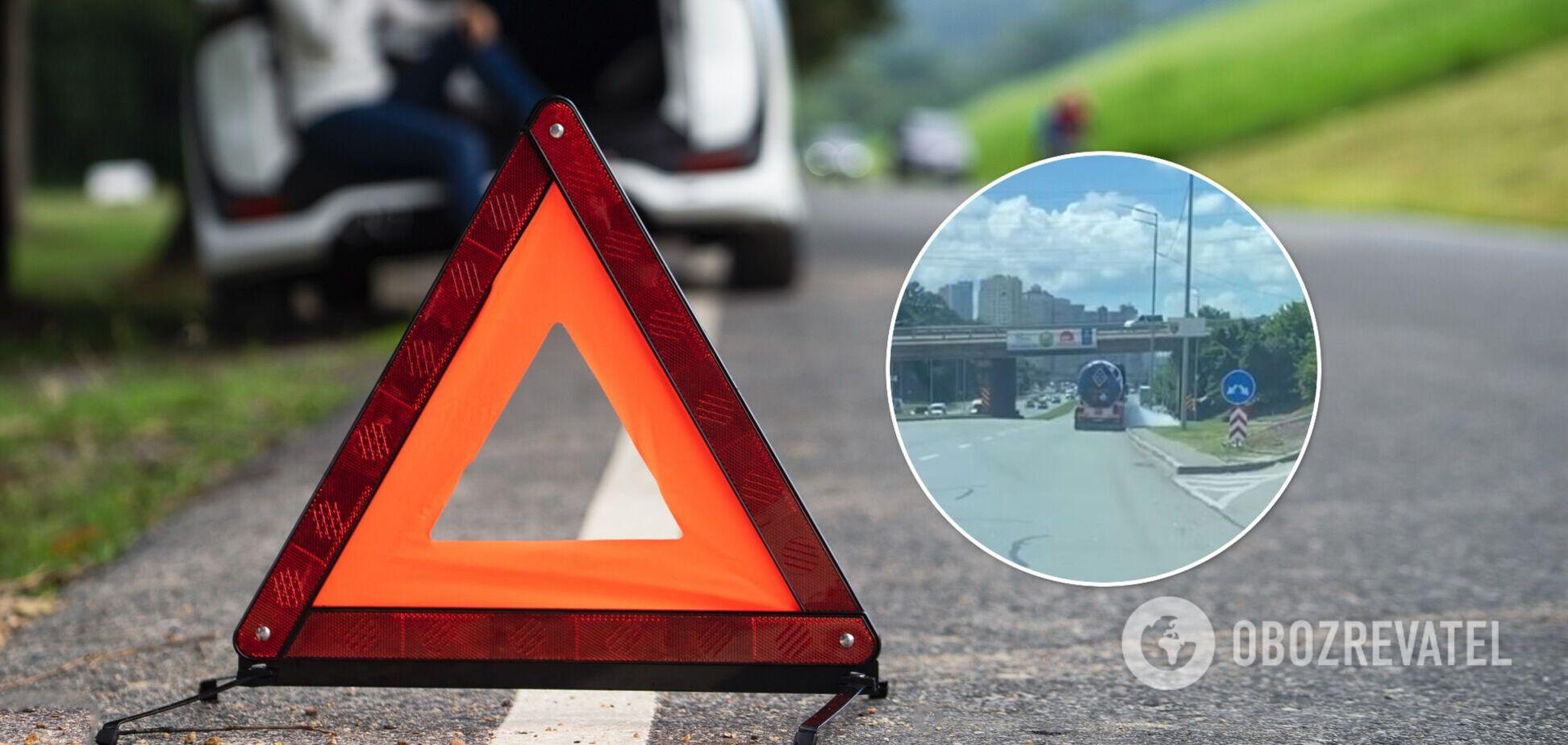 Инцидент произошел на улице Саперно-Слободской