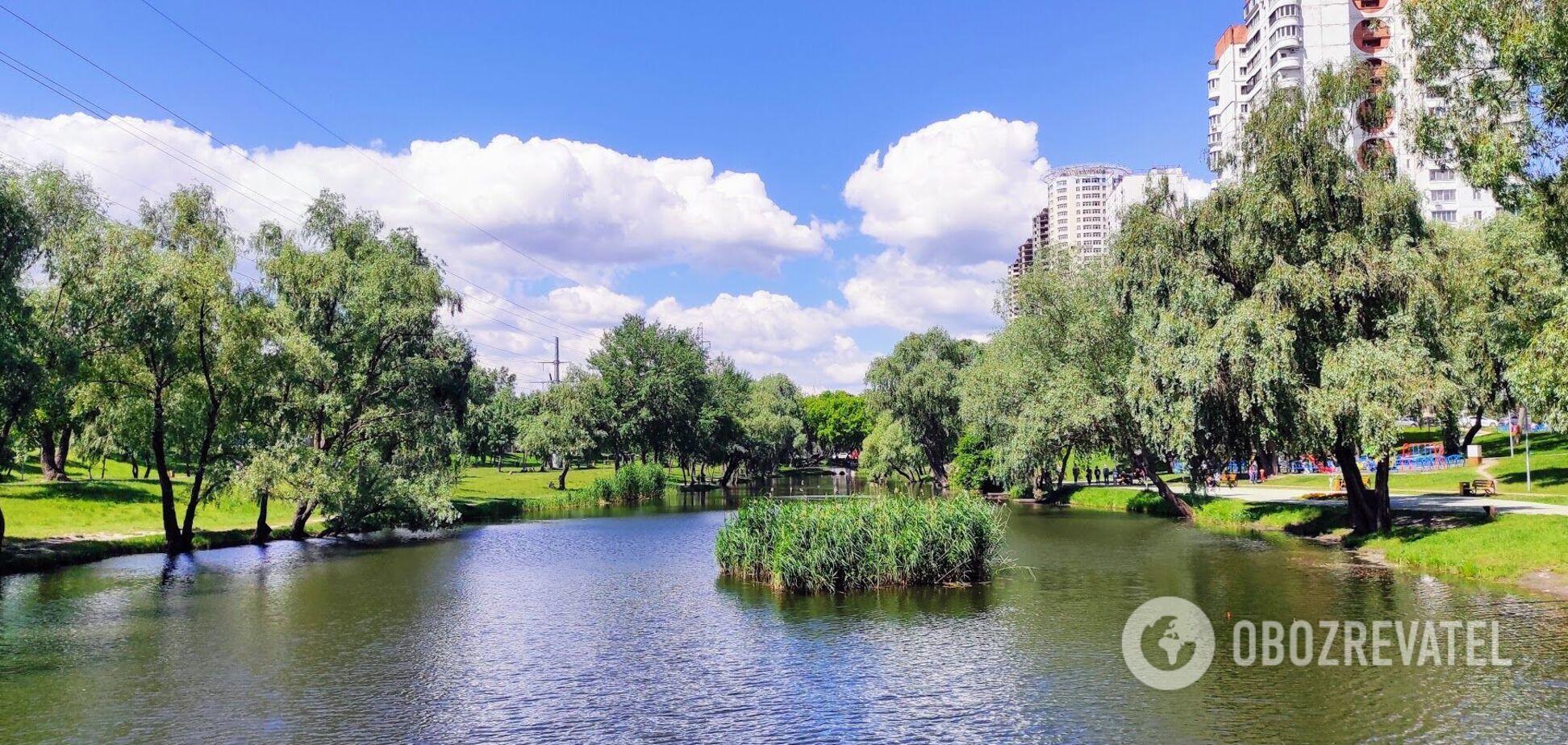 В столице также открыли 10 новых фонтанов