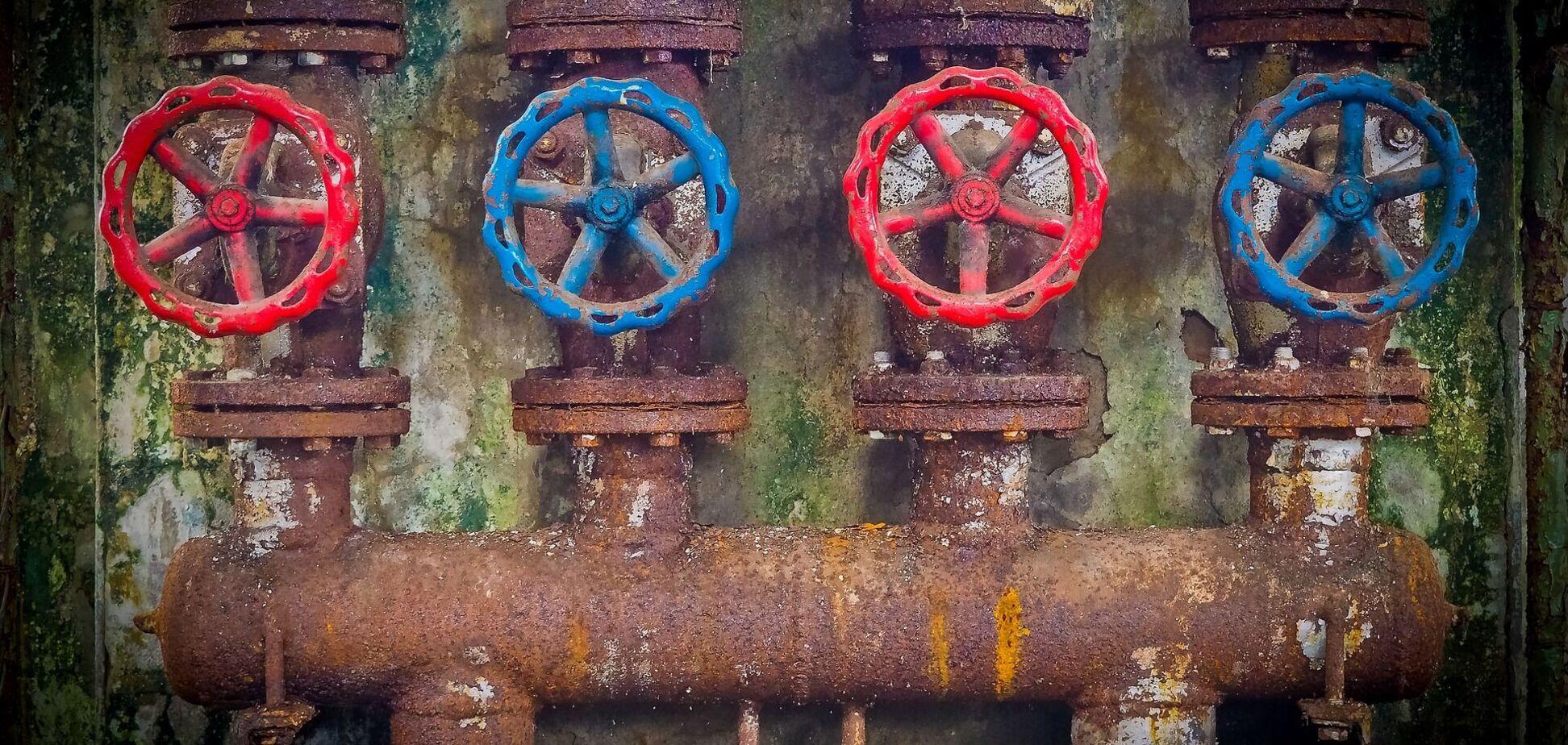 В Украине водоснабжение находится в аварийном состоянии