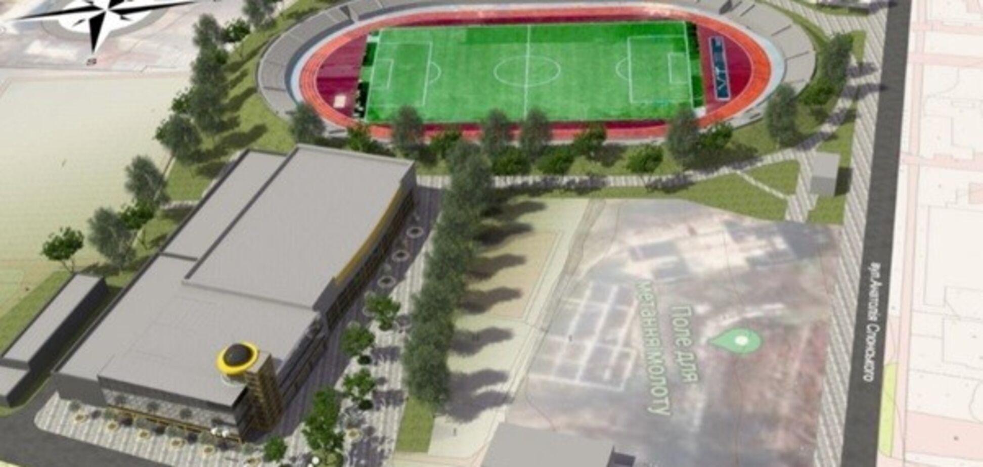 Бюджетний комітет одобрив 800 млн грн на 'Велике будівництво' спортивних магнітів