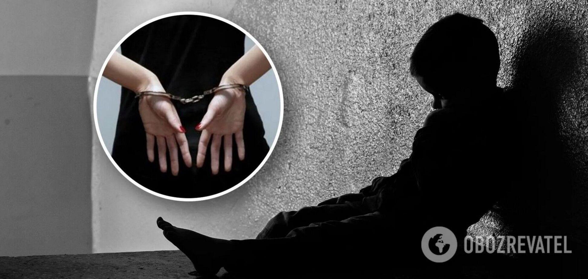 Суд вынес приговор женщине, которая до смерти избила 4-летнего сына за то, что не хотел нянчить младшую сестренку