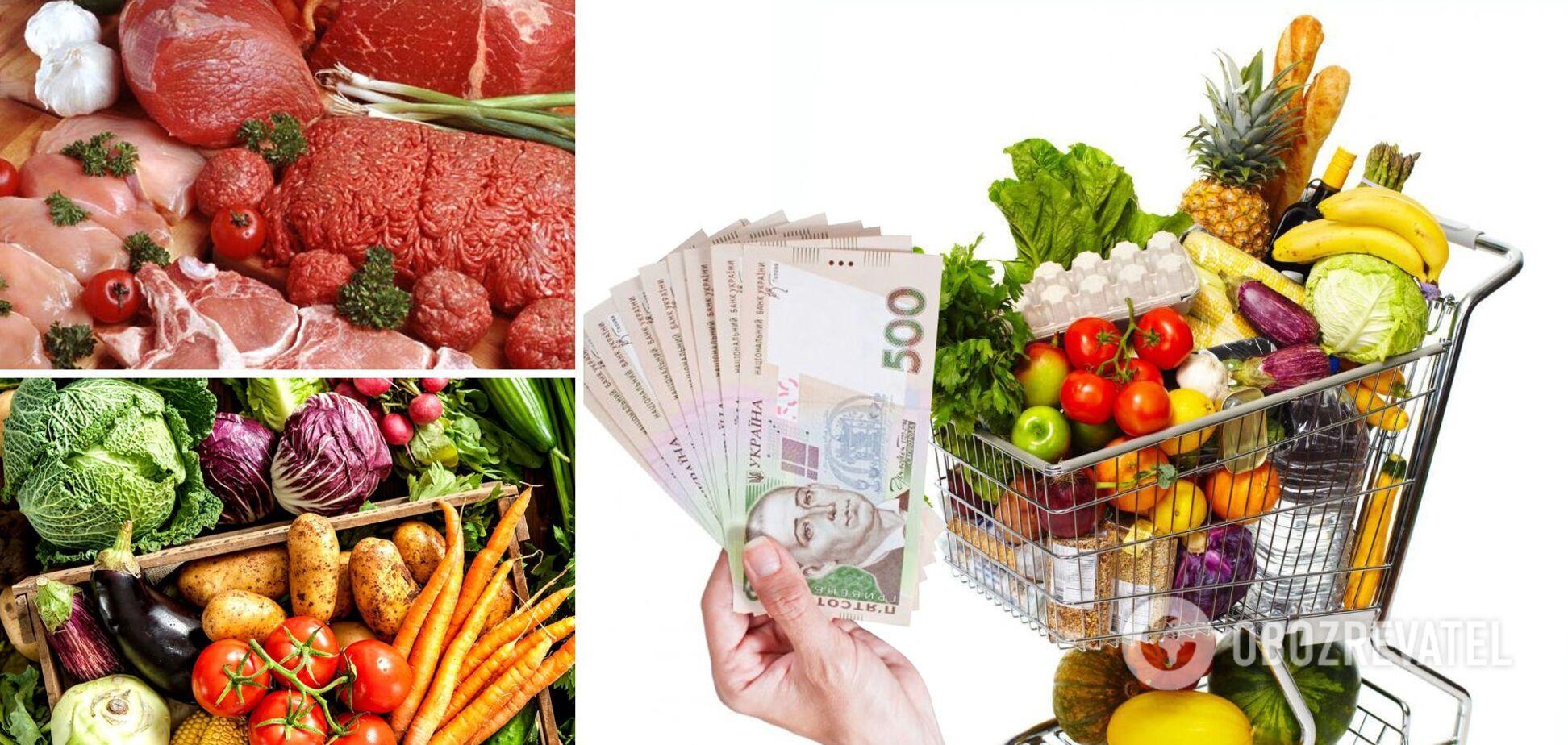 Продукты в Украине продолжат расти в цене
