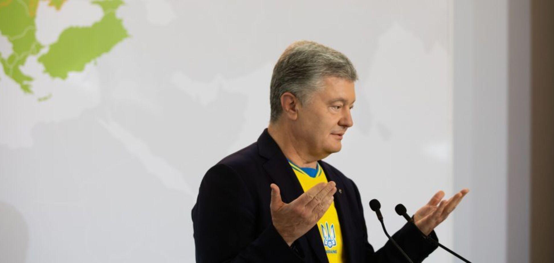 Порошенко рассказал, как в 2014 году ездил на саммит ЕС без приглашения: тогда были введены санкции против РФ