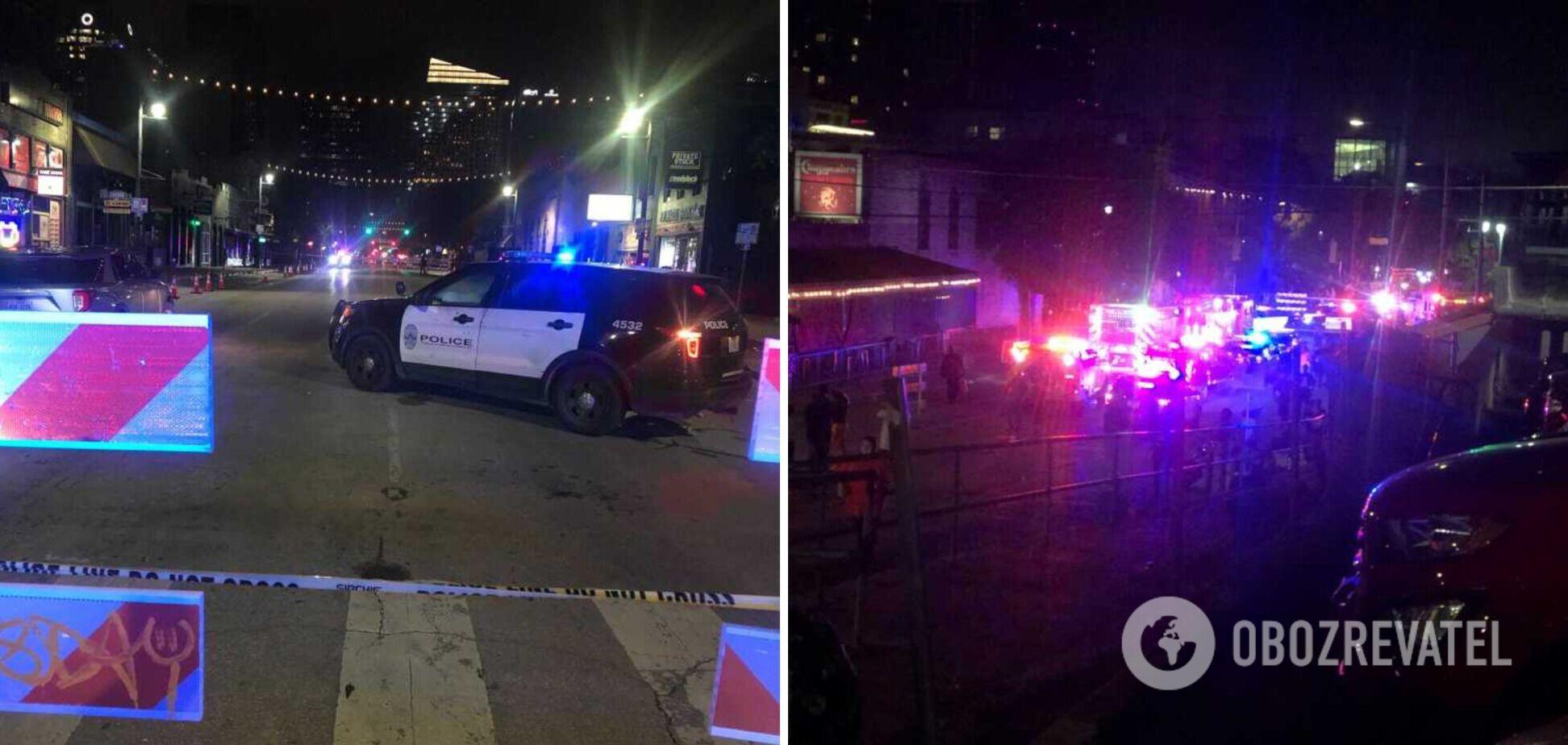 В США в ресторане расстреляли людей: 13 пострадавших. Фото и видео