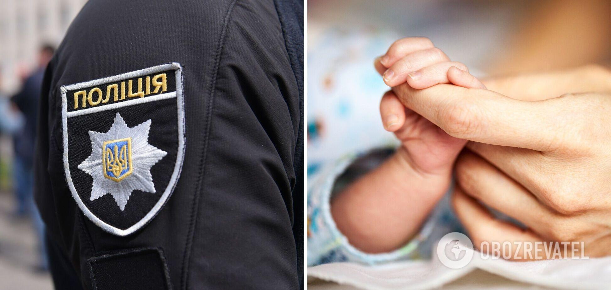 В Николаеве мать убила младенца после домашних родов