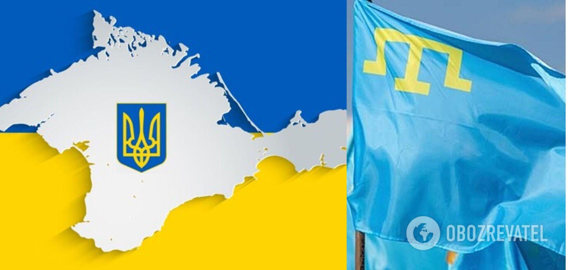 Альянс европейских либерал-демократов принял резолюцию 'Голоса' о поддержке Крымской платформы