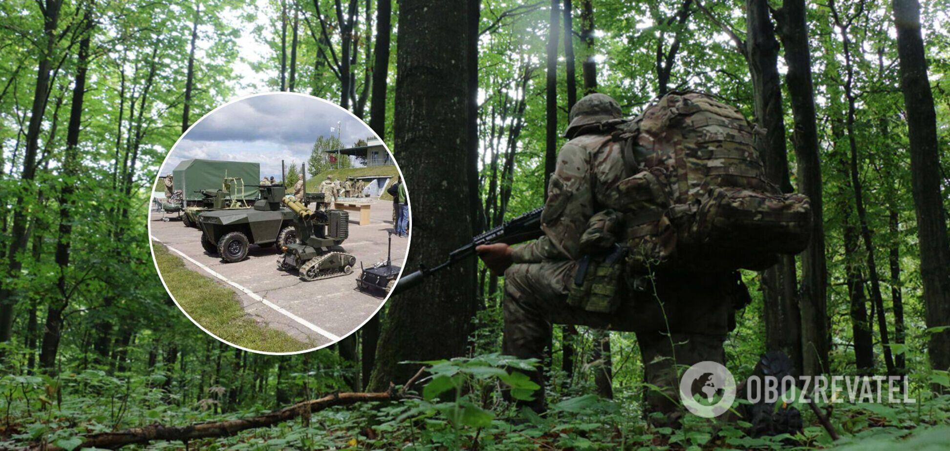 В Україні випробовують бойовий робот-розвідник для підсилення ЗСУ
