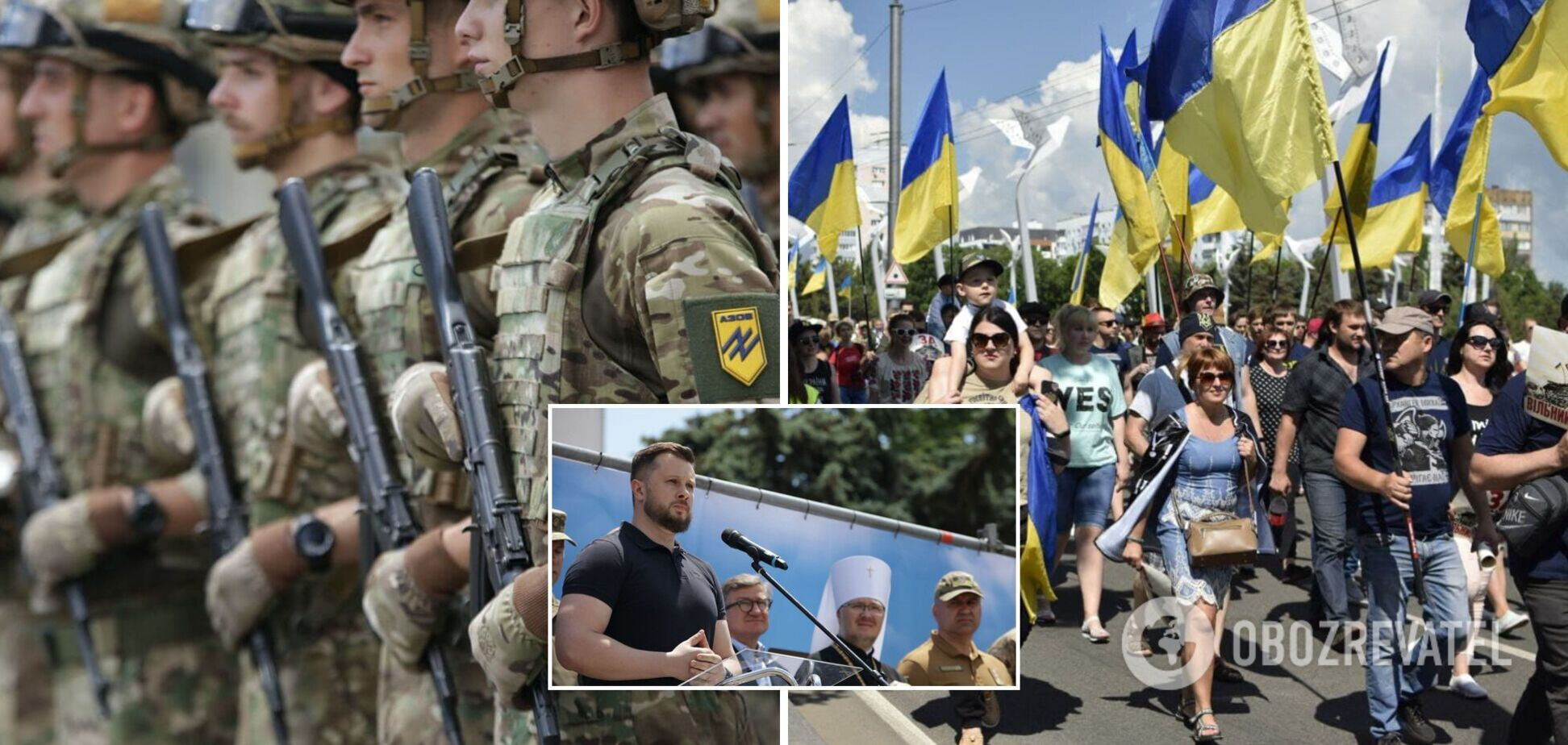 Звільнення Маріуполя в 2014 році стало стратегічною перемогою українських військ