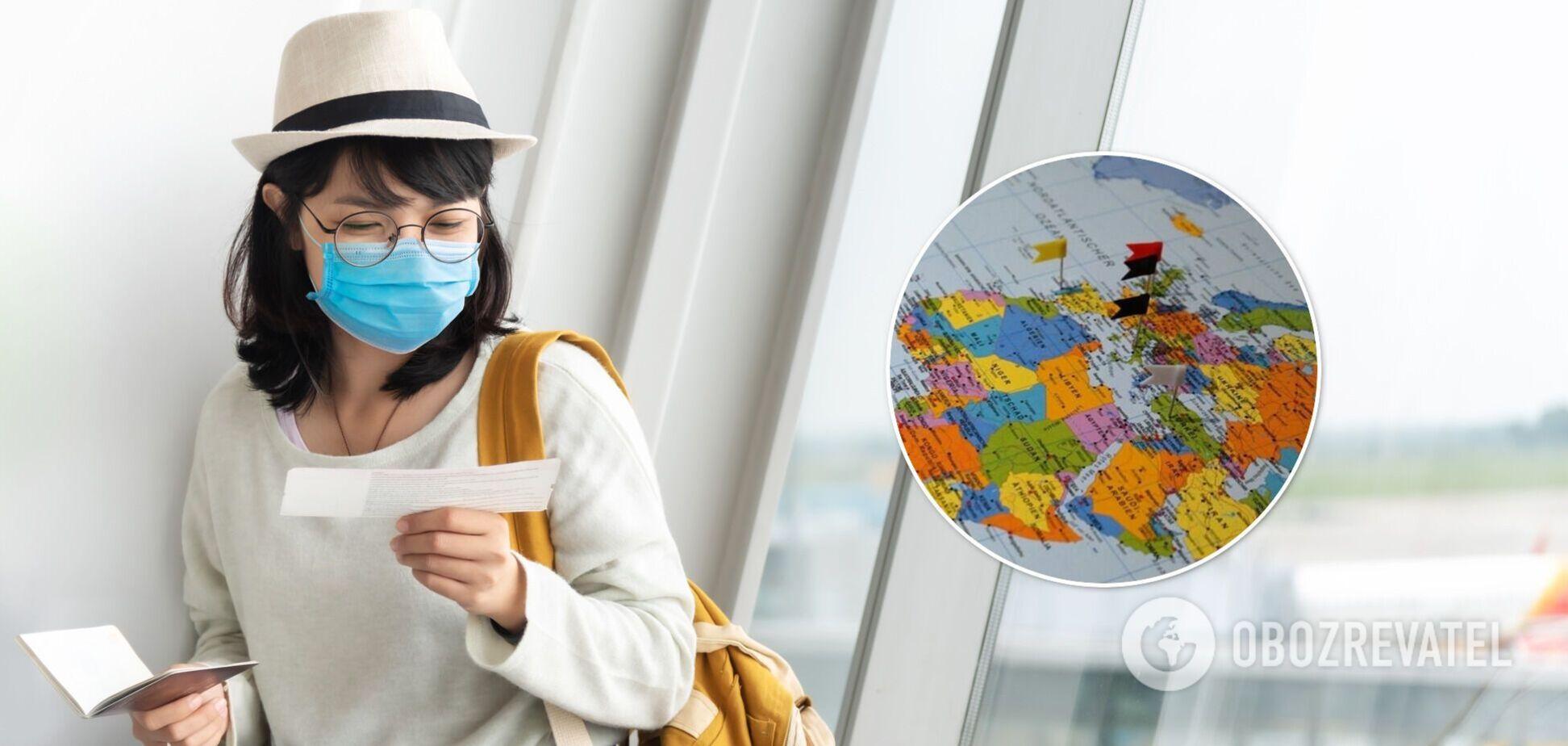 Німеччина відкрила в'їзд для туристів із України та низки інших країн