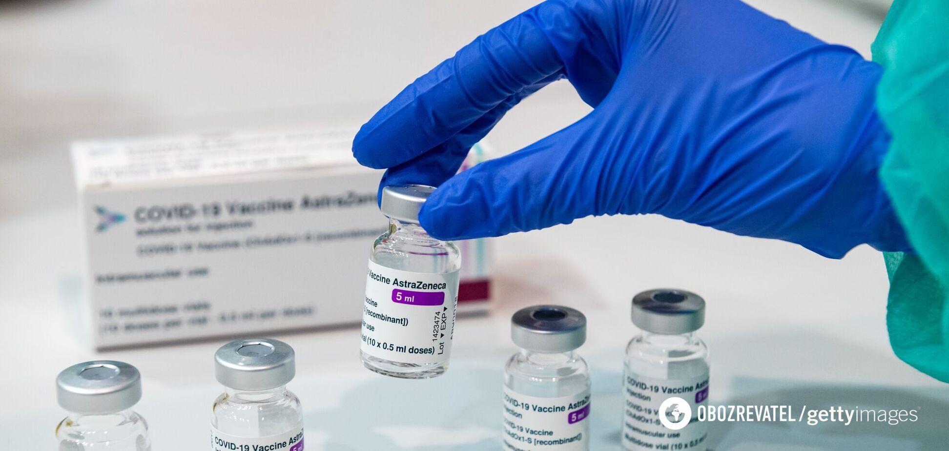 У Британії почали тестувати нову вакцину від AstraZeneca