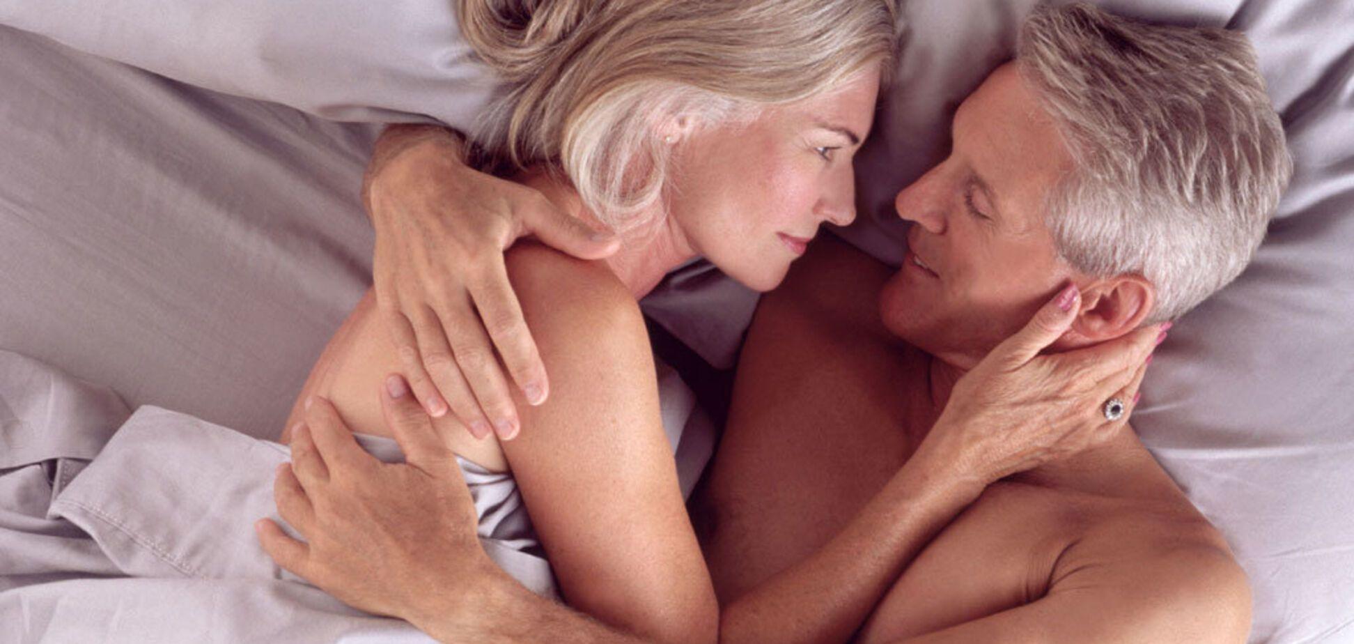 Секс после 40: о чем молчат мужчины