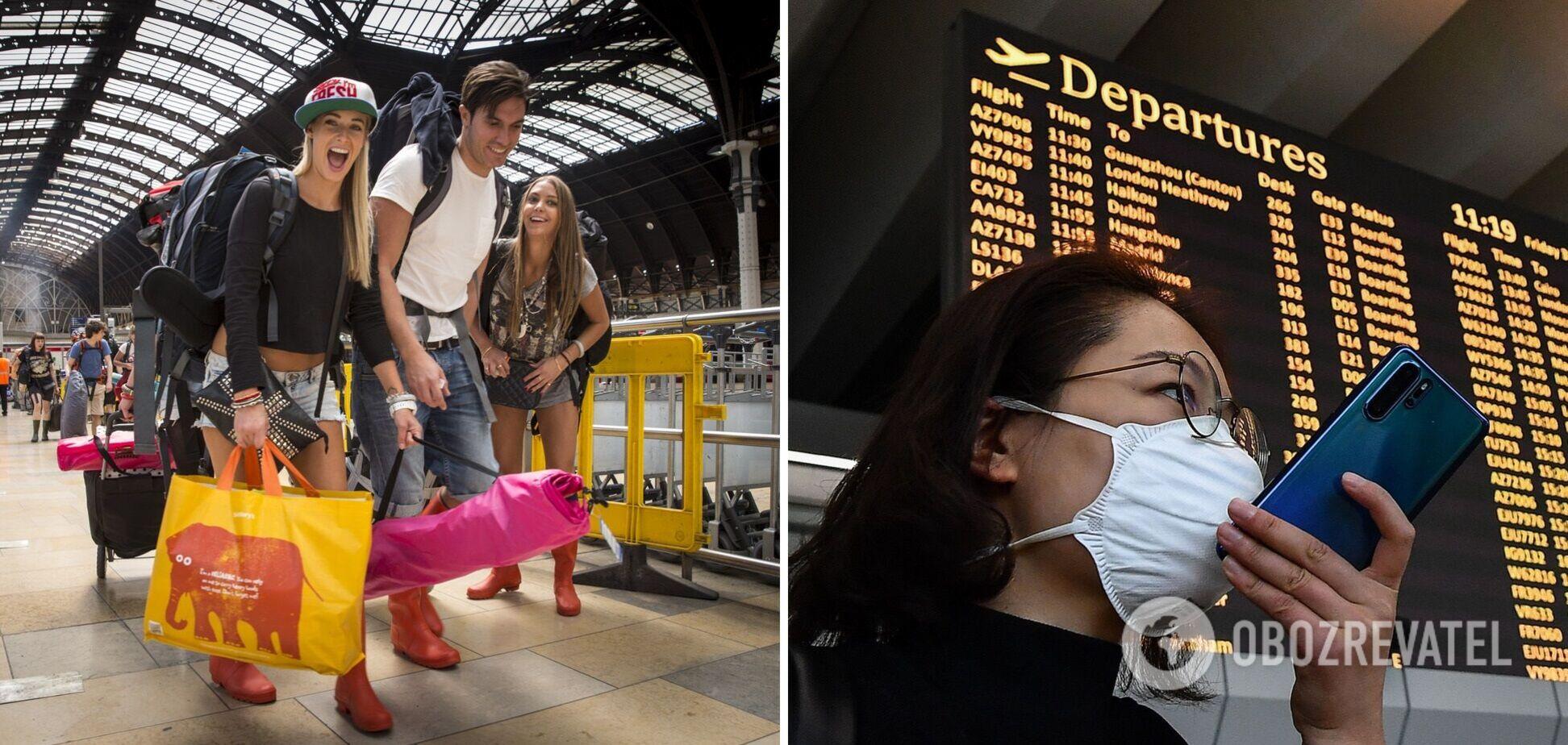 ЄС поновив правила пересування туристів усередині Європи