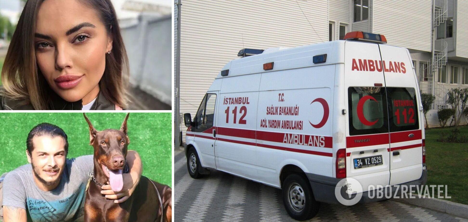 Украинка Анжелика Срабьянц погибла в Турции
