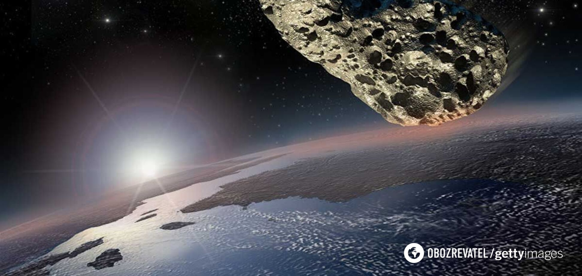 До Землі мчить астероїд розміром з Біг Бен