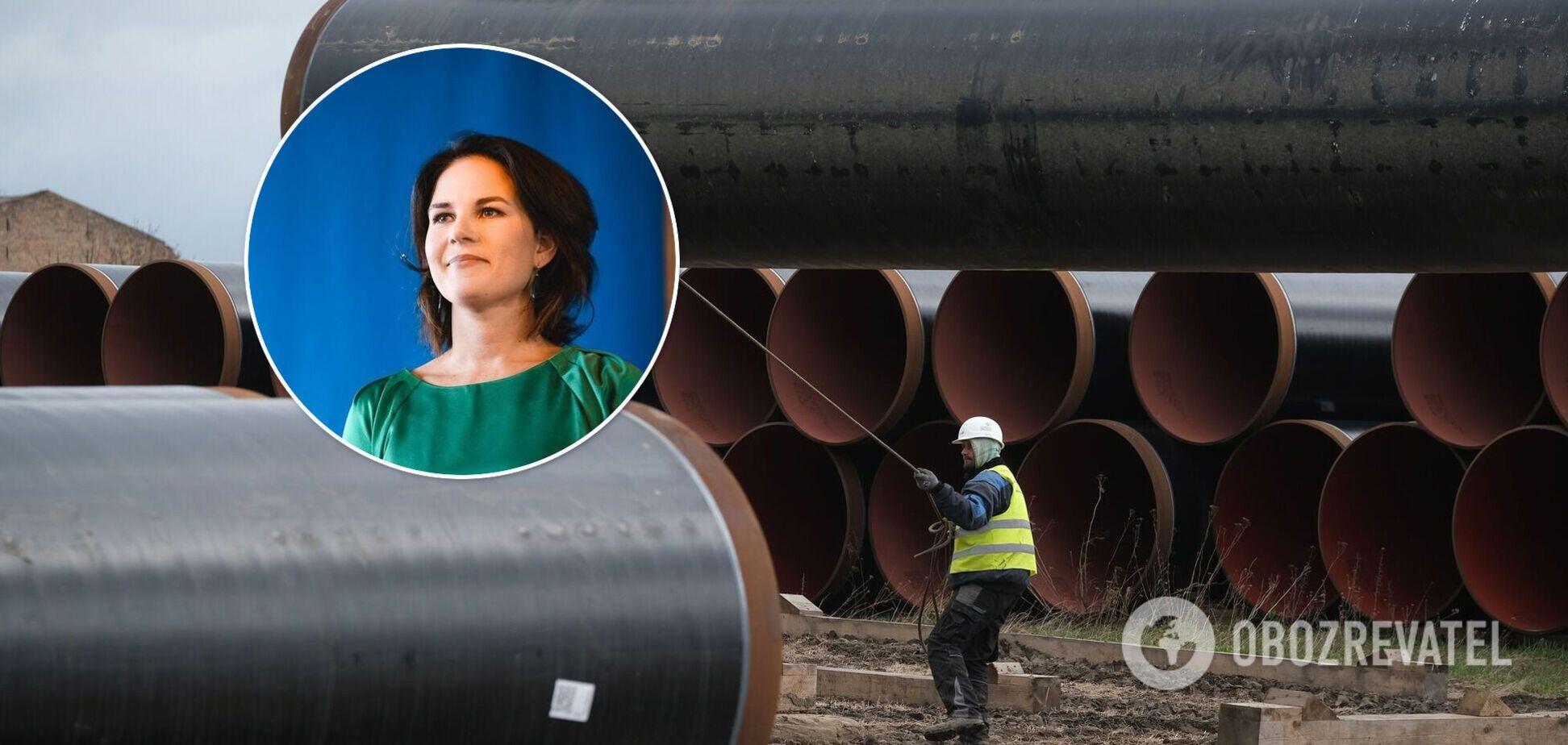 'Северный поток-2' не отвечает интересам ЕС, – Бербок