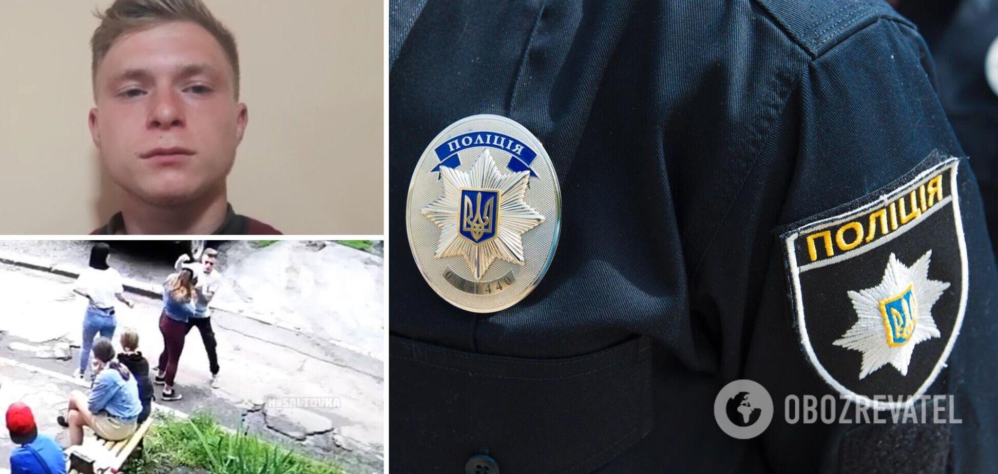 У Харкові затримали 16-річного підлітка, який жорстоко побив дівчинку