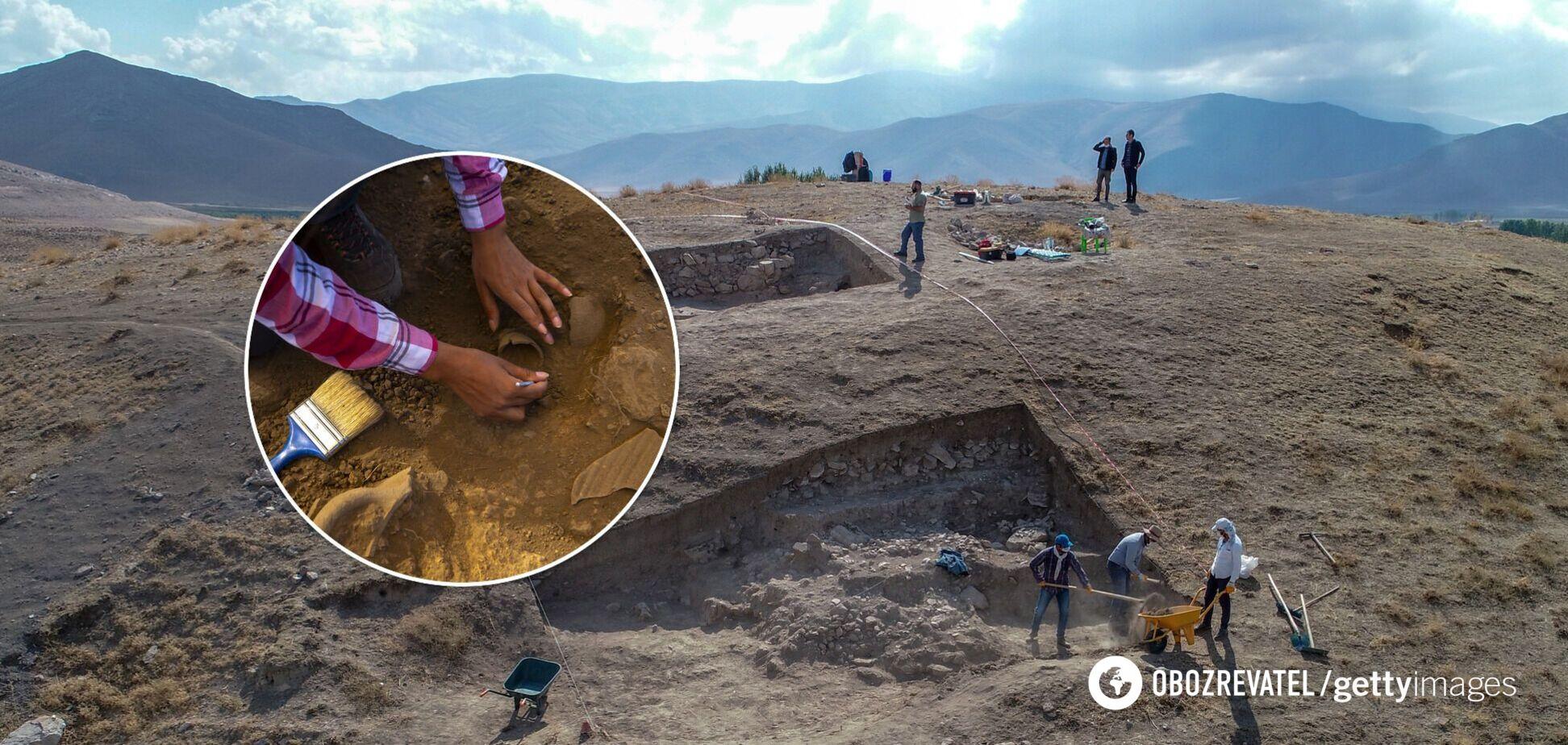 Археологи виявили в Туреччині статую жінки, якій 1800 років. Фото і відео