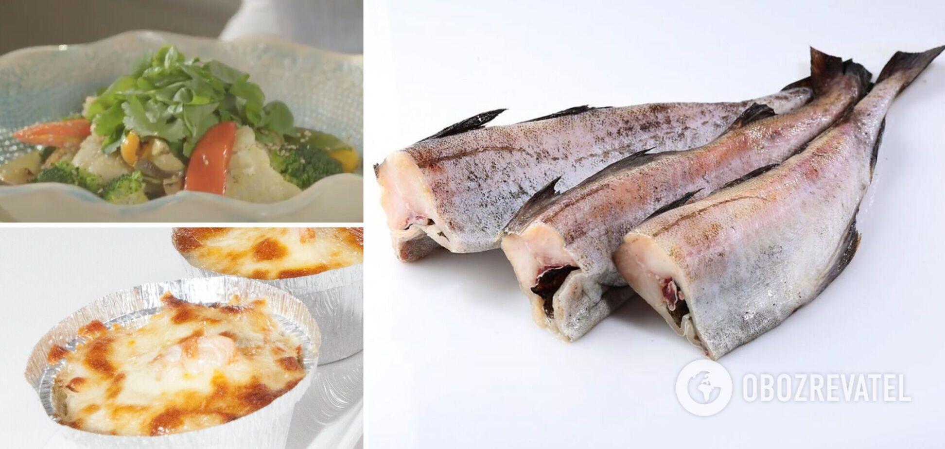 Рецепты из минтая: самая доступная рыба, которую недооценивают