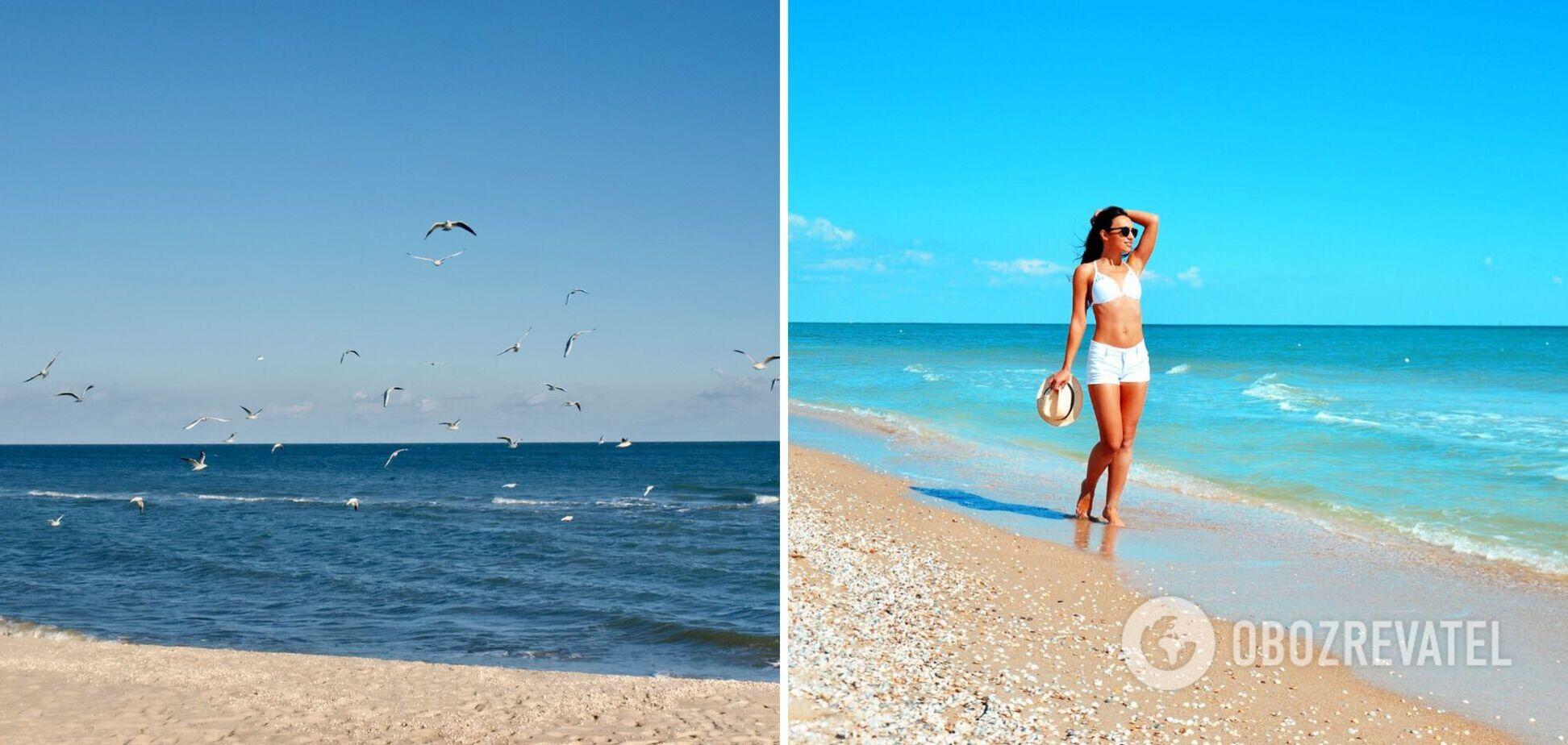 Дощ із грозою і тепле море: яка погода на популярних українських курортах