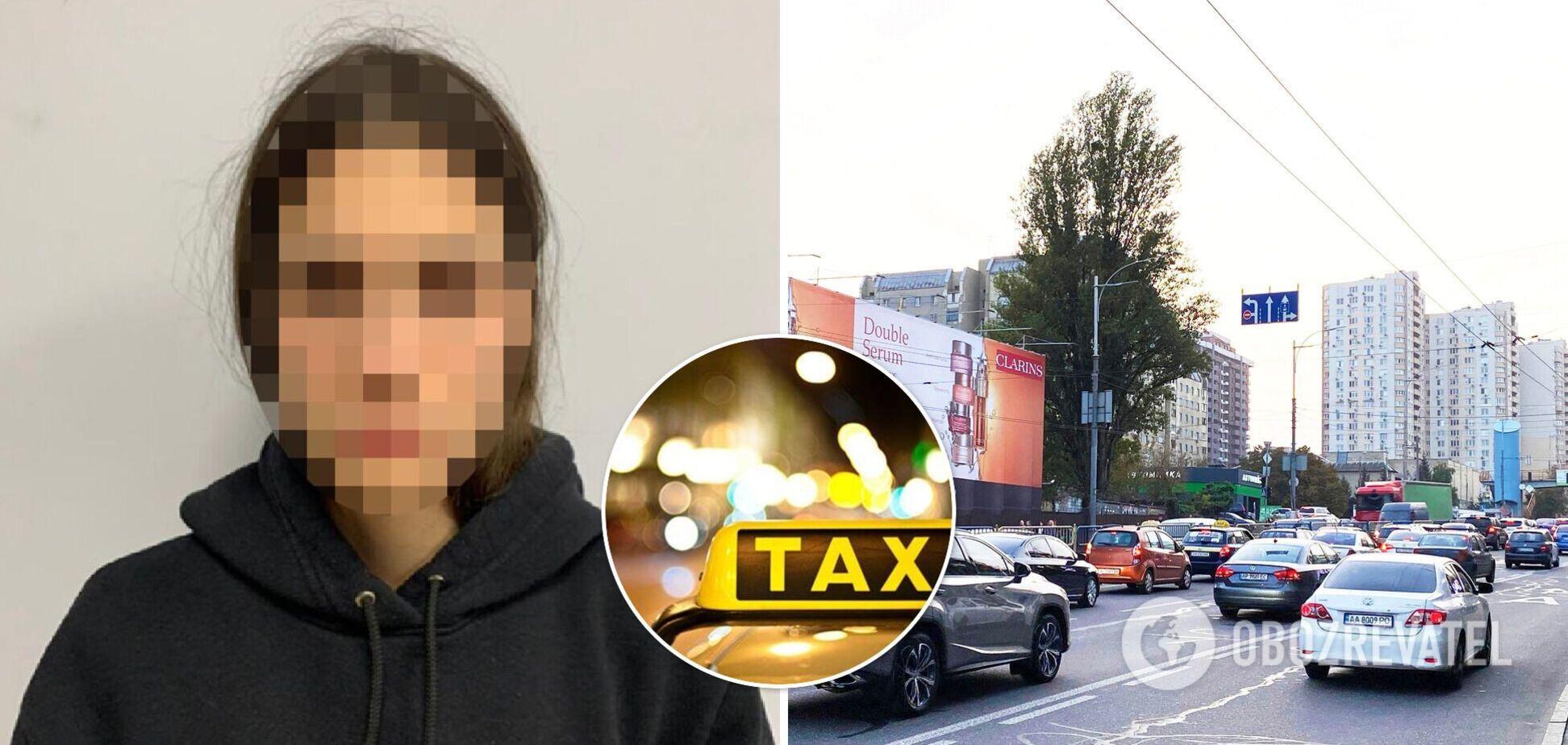 У Києві молоді хлопці викрали водія таксі нібито через образу й вимагали з нього $25 тис. Фото, відео