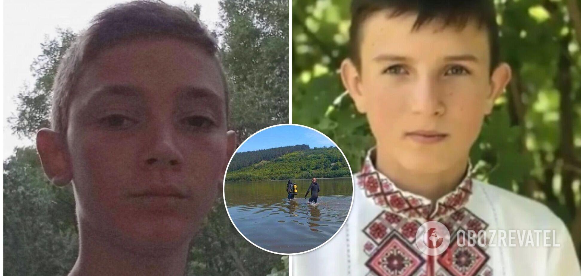 Двух пропавших во время ночной рыбалки подростков нашли мертвыми в Тернопольской области