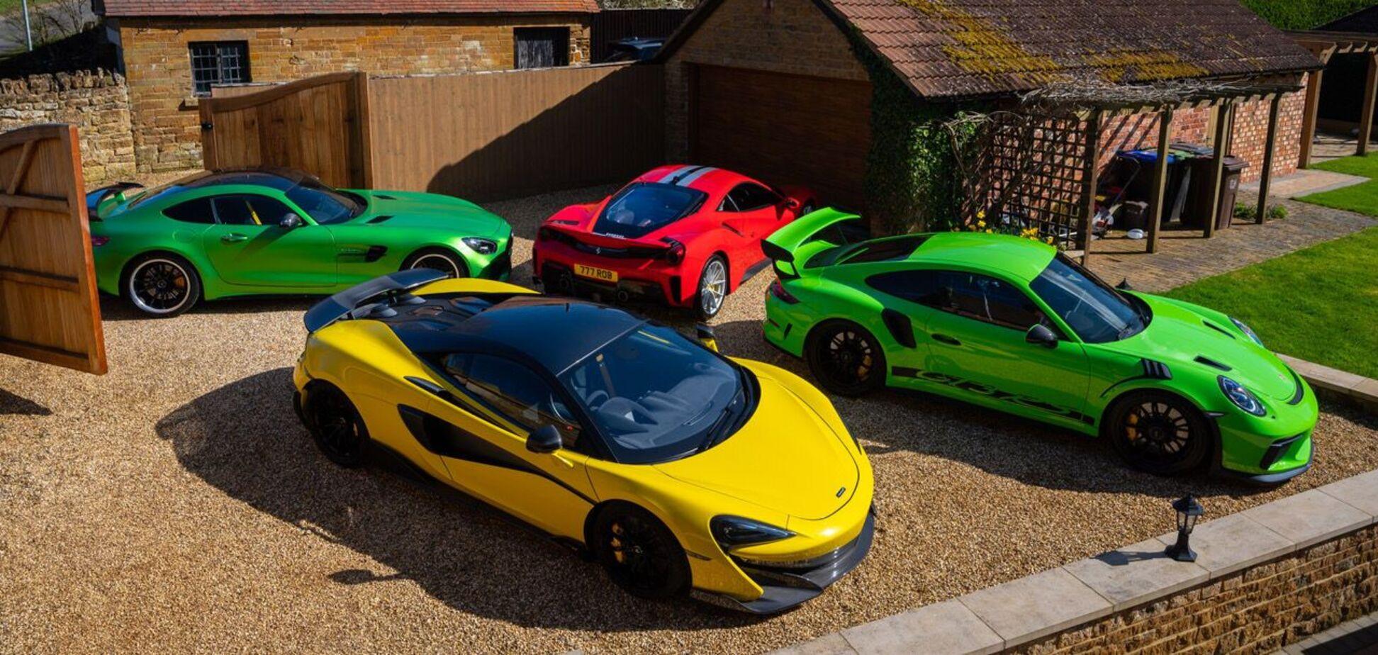 У Британії назвали ТОП-10 авто преміум класу, які найчастіше купують