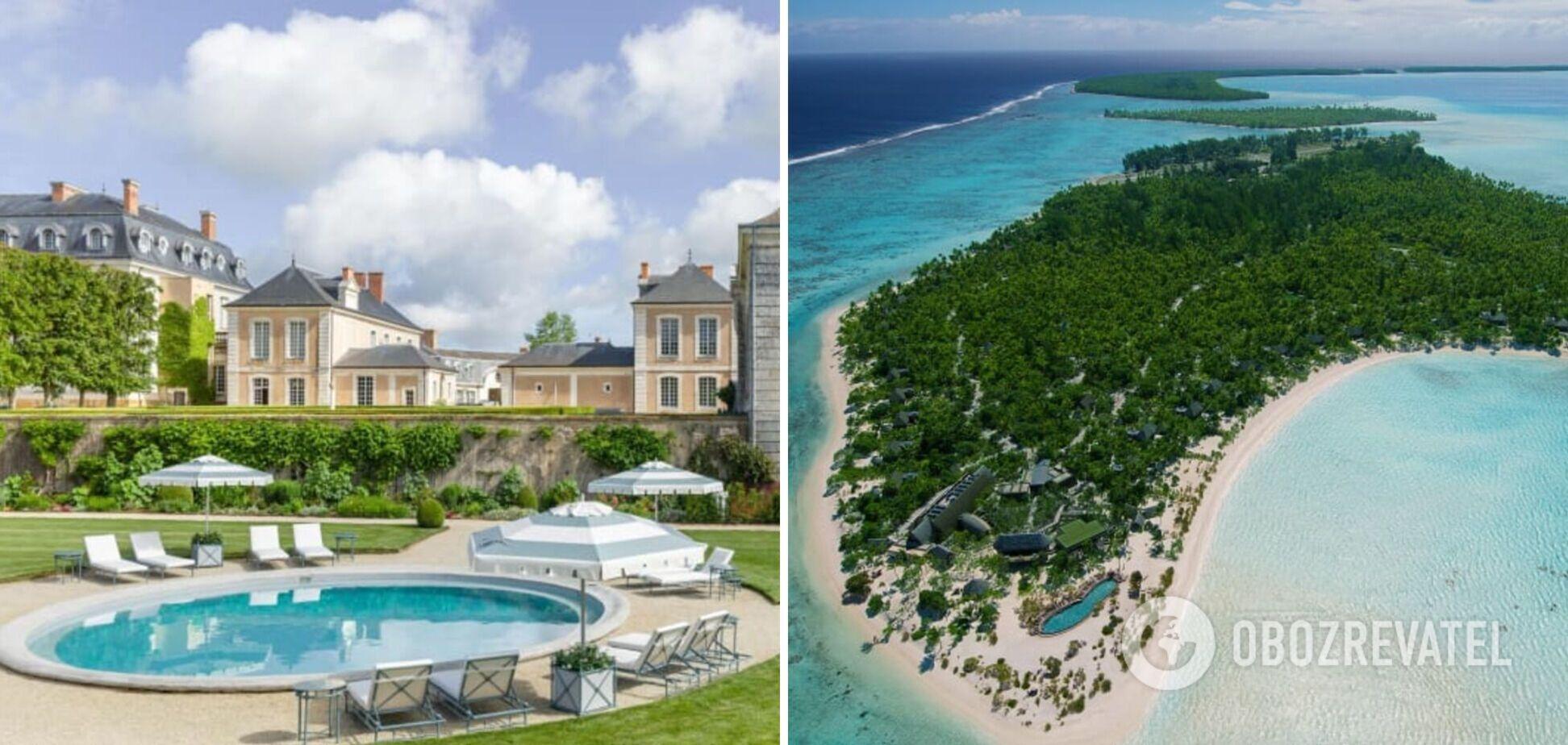 ТОП-10 найкращих готелів світу: у чому їхня особливість. Фото