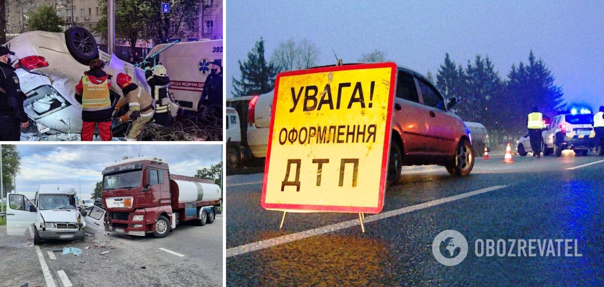 Кількість аварій у країні зросла