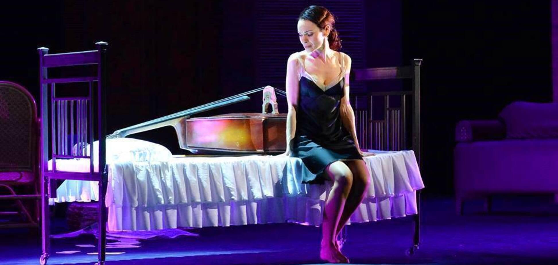 8 липня в Національній опереті відбудеться вистава 'Любовний монолог'
