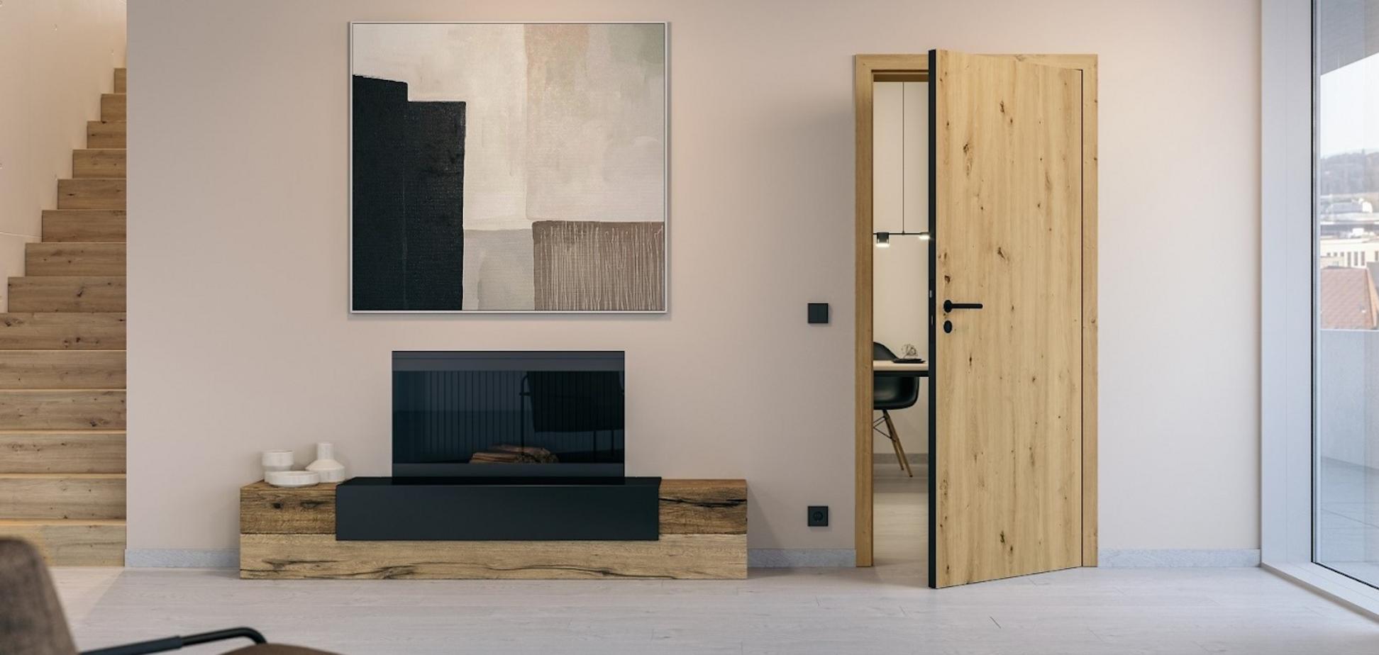 Межкомнатные двери от Hörmann. Подчеркните свой стиль