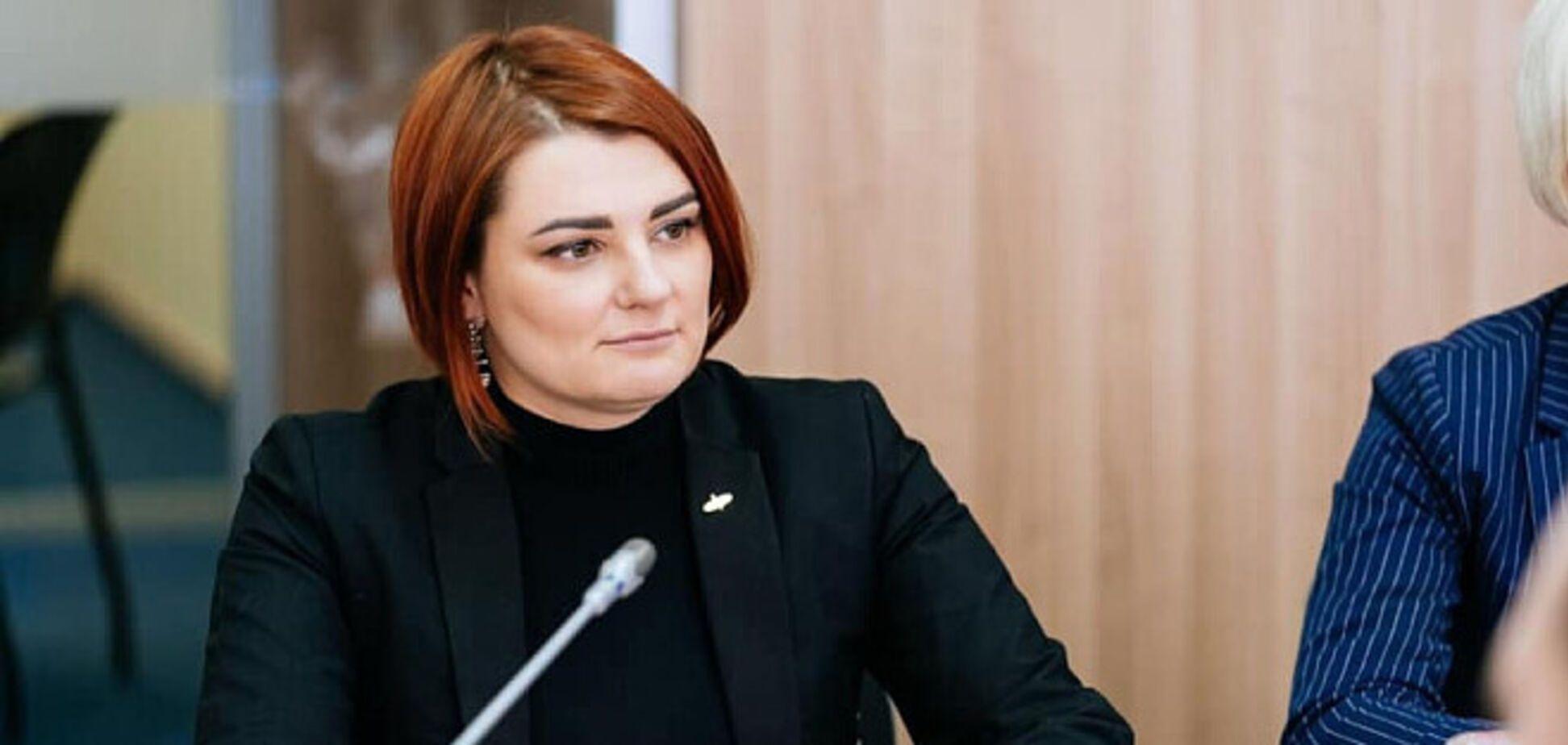 Нардепку Буймістер виключили з фракції 'Слуга народу'