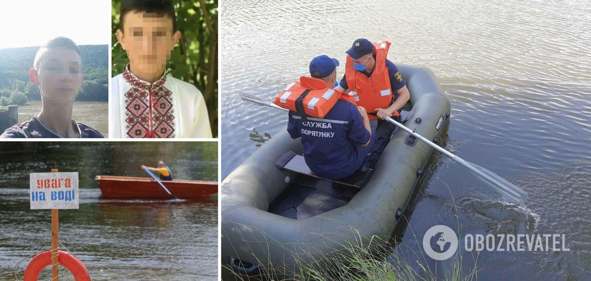 Два підлітки потонули на Тернопільщині під час риболовлі