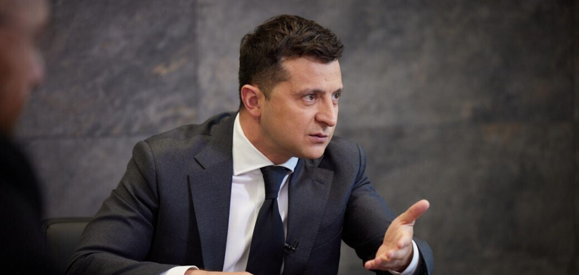 Зеленський заявив, що Україна повинна 'максимально продати' всі держпідприємства